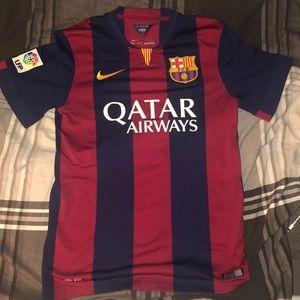 Fc Barcelona 2014/2015 jersey